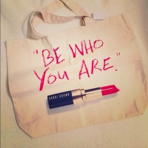 Bobbi Brown Tote Bag lightweight carryall cosmetic